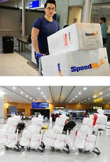 国际手提运输服务